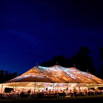 Incentivereisen Incentive Reise beleuchtetes Zelt