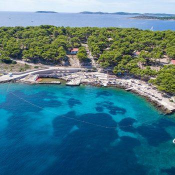 Insel mieten Kroatien Incentivereisen Firmenevent Firmenreisen Beach Badebucht