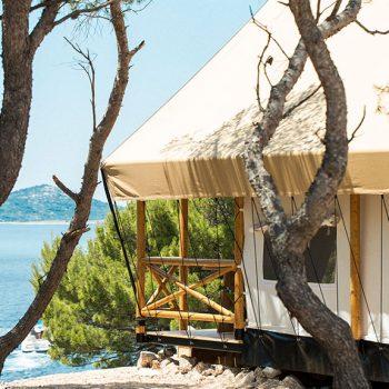 Insel mieten Kroatien Incentivereisen Firmenevent Firmenreisen orporate Island Resort Forest Lodge groß