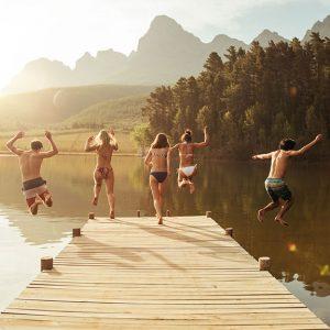 Firmenjubilaeum Corporate Resort Collection Bergsee